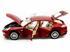 Porsche: Panamera 4S - Vermelho - 1:18