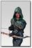 Estátua Oliver Queen (Arqueiro Verde) - Arrow - 1:6