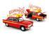 Peugeot: 404 Cirque Pinder (1966) - Vermelho - 1:18
