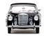 Mercedes Benz: 220SE Coupe - Preta - 1:18