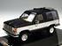 Ford: Bronco II (1989) - Preto/Prata- 1:43