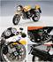 Ducati: Sport 1000 - Laranja - 1:12