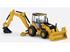 Caterpillar: Retroescavadeira 450E Backhoe Loader - HO