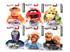 Coleção The Muppets - Disney - 1:64