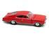 Dodge: Charger (1966) - Vermelho - Detroit Muscle - 1:64