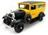 Ford: Model A - Delivery Truck - Coca Cola (1931) - Amarelo - 1:18