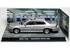 Diorama: BMW 750iL - James Bond - 007 Tomorrow Never Dies (007 - O Amanhã Nunca Morre) - Prata - 1:43