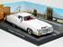 Diorama: Dunham Corvette Corvorado - James Bond - 007 Live And Let Die (007 - Viva e Deixe Morrer) - Branco - 1:43