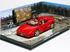 Diorama: Ferrari F355 GTS - James Bond - 007 Goldeneye - Vermelha - 1:43