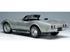 Chevrolet: Corvette Conversível (1969) - Prata - 1:18