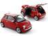 Fiat: 500 Sport (2007) - Vermelho - 1:18