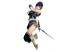Boneco Yuffie Kisaragi - Final Fantasy - Advent Children No.2 - Play Arts Kai