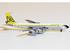 MSA: Boeing 707-320 - Malaysia / Singapore - 1:400 - Aero Classics