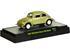Volkswagen: Beetle / Fusca Deluxe USA Model (1967) Bege - M2 Machines - 1:64