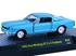 Ford: Mustang Gt 2+2 Fastback (1965) - Azul - 1:64 - M2 Machines