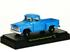 Chevrolet: Apache Step Side (1958) Pickup - Azul - 1:64 - M2 Machines