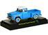 Chevrolet: Apache Pickup Step Side (1958) Auto-Trucks - Azul - M2 Machines - 1:64