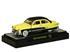 Ford: Crestliner (1951) - Amarelo e Preto - 1:64 -  M2 Machines