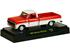 Ford: Mercury 100 Pickup (1967) - Wild Cards - Vermelho / Branco - M2 Machines - 1:64