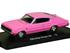 Dodge: Charger 383 (1966) - Rosa - 1:64 - M2 Machines