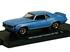 Chevrolet: Camaro SS RS (1969) - Auto Drivers - Azul - M2 Machines - 1:64