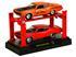 Set: Ford Torino Cobra (1970) - Laranja / Vermelho - 1:64 - Auto Lift