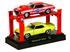 Set: Chevrolet Camaro (1969) - Vermelho / Amarelo - 1:64 - Auto Lift