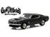 Ford: Mustang Boss 429 (1969) - Gas Monkey Garage - Hollywood - Série 12 - Preto - 1:64 - Greenlight