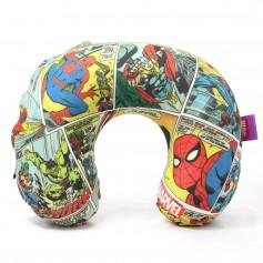 Imagem - Almofada pescoço G visco 33x30x13cm  HQ Colors - Marvel
