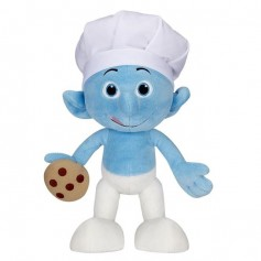 Imagem - Boneco de Pelúcia Smurf 20cm - Os Smurfs