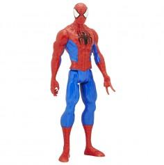 Boneco Marvel Spider-Man Titan Hero Series Hasbro - Homem-Aranha