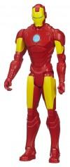 Imagem - Boneco Marvel Vingadores (Avengers) Iron Man Titan Hero Series Hasbro - Homem de Ferro