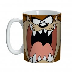 Imagem - Caneca Mini Porcelana Taz - Looney Tunes