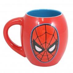 Imagem - Caneca Oval 530ML Spider Man - Homem-Aranha