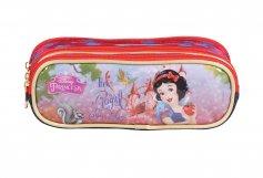Estojo Soft 3 Divisões P Escolar Infantil Princesas Disney - ...