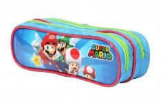 Imagem - Estojo Soft com 2 Divisões P Nintendo - Super Mario Bros