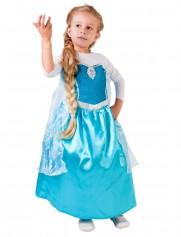 Fantasia Elsa Clássica - Frozen