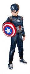 Fantasia Infantil Capitão América Vingadores da Marvel com ...