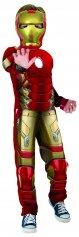 Imagem - Fantasia Infantil Iron Man Vingadores da Marvel com máscara - Homem de Ferro