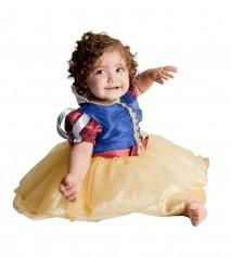Imagem - Fantasia Infantil Princesas Disney Baby Branca de Neve - Branca de Neve