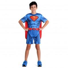 Imagem - Fantasia Infantil Superman Pop DC Comics - Super-Homem