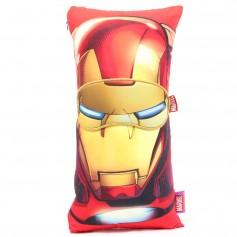 Imagem - Kit Almofada visco + máscara - Iron Man