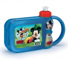 Imagem - Lancheira c/ Squeeze Disney - Mickey - Plasduran