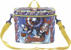 Imagem - Lancheira escolar Infantil Avengers Action - Os Vingadores