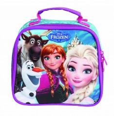 Imagem - Lancheira Soft Escolar Infantil Disney - Frozen