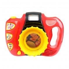 Imagem - Máquina Fotográfica com lentes giratórias, flash e toca música - Mickey Disney