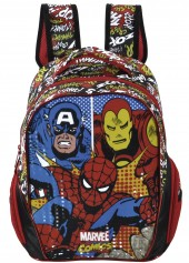 Imagem - Mochila Escolar Infantil G Marvel Comics Legends - Marvel