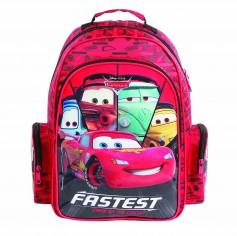 Imagem - Mochila Escolar Infantil M Disney Pixar - Carros
