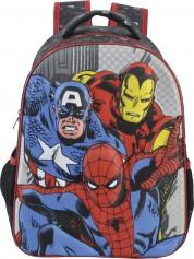 Imagem - Mochila Escolar Infantil  M  Marvel Comics Champions - Marvel