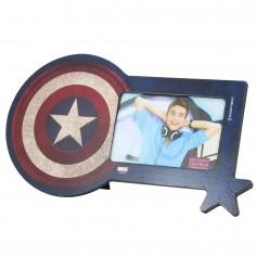 Imagem - Porta Retrato mda formato Escudo - Capitão América
